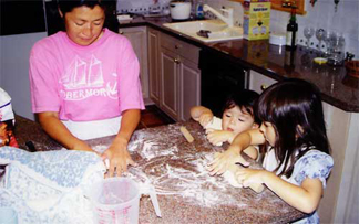Baking Hudson Quebec