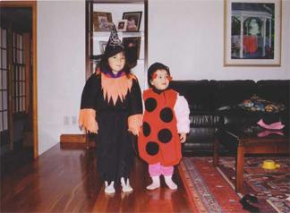 Halloween Hudson Quebec